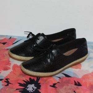 Collection by Clarks Women 10 W (wide) Black